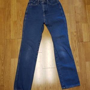 VTG Calvin Klein high waisted jeans sz 5